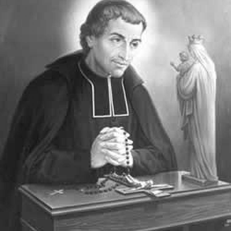 St Louis de Montfort